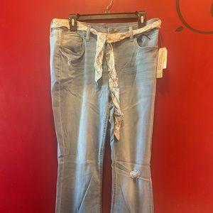 Light Blue Jeans